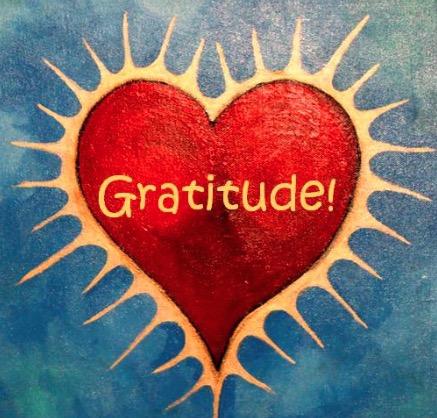 Tiny Bits of Gratitude (Happy Thanksgiving!)